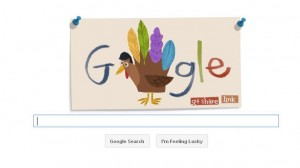 Screenshot of Google Turkey