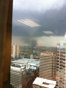 Tornado in Springfield, June 1 2011
