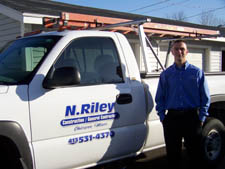 Nick Riley, Owner of N. Riley Construction