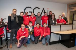 German entrepreneurs visiting GCAi